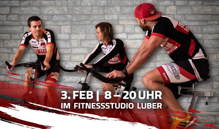 Indoor Cycling - Radmarathon