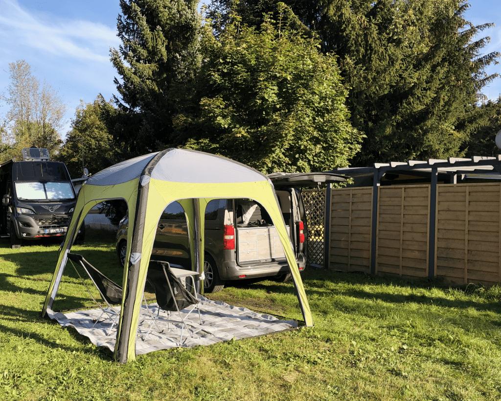Kurztrip in den Bayerischen Wald - Campingplatz Haufenmühle